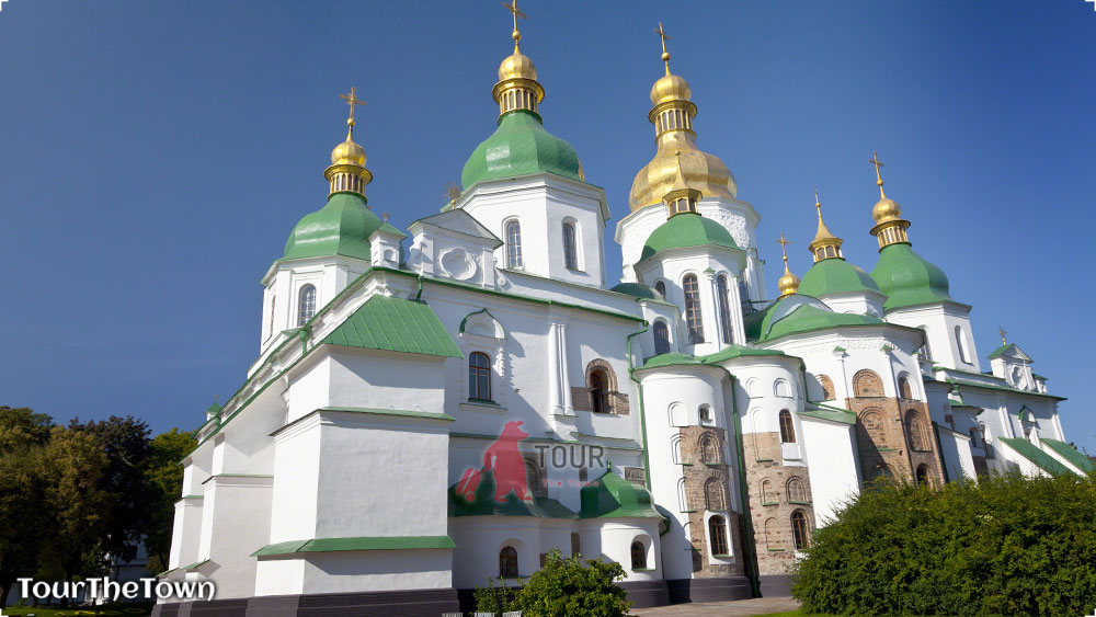 St Sophia Cathedral russia