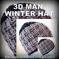 crochet patterns, how to crochet, hats, beanies, men,