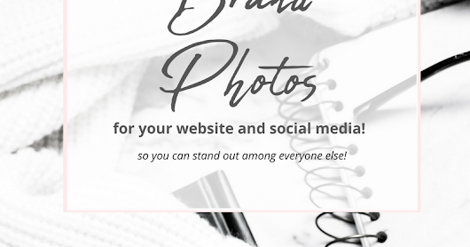 How to Brand Your Photos for Your Blog and Social Media