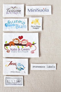 personalized clothing tags