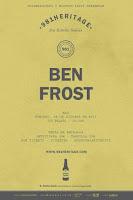 Concierto de Ben Frost en La Riviera