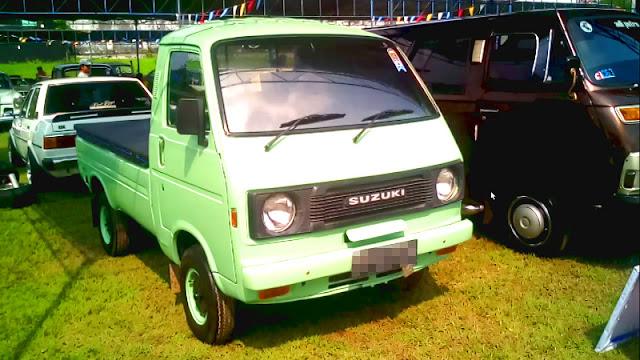 Sejarah Perjalanan Suzuki Carry Truntung ST20 di Indonesia