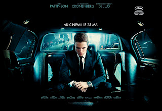 Cosmopolis Movie Robert Pattinson in Limo HD Wallpaper