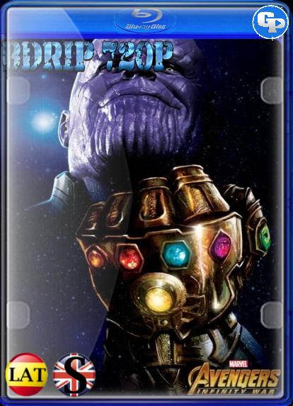 Los Vengadores: Infinity War (2018) BDRIP 720P LATINO/INGLES