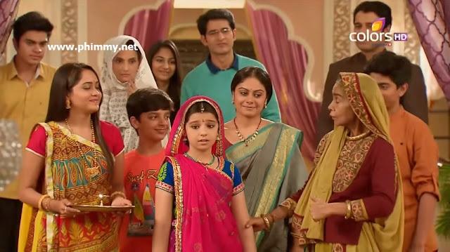 Anandi gặp được con gái trong niềm vui khôn siết