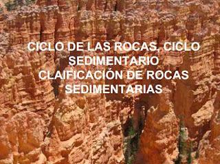 El ciclo de las rocas sedimentarias - geolibrospdf