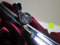 Stein: Sumolux Elegante Handtasche Tasche Partytasche Abendtasche Tasche für Frauen Tasche für Damen Weinrot
