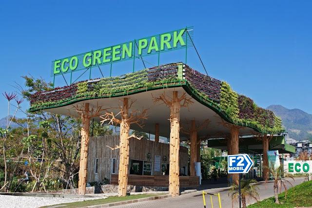 Objek Wisata Eco Green Park