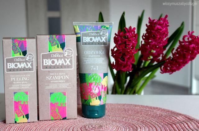 Biovax Botanic Czystek i czarnuszka – seria do włosów przetłuszczających się, ale nie tylko. Peeling trychologiczny
