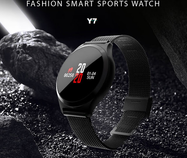 Y7 Sports Smartwatch Specs,price,Features