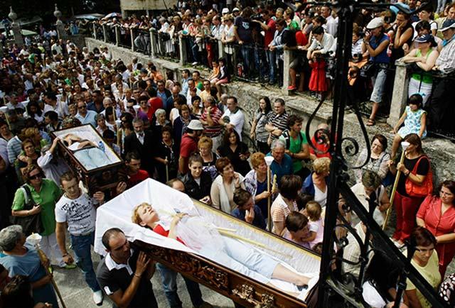 Фестиваль церковь Сан-Хосе