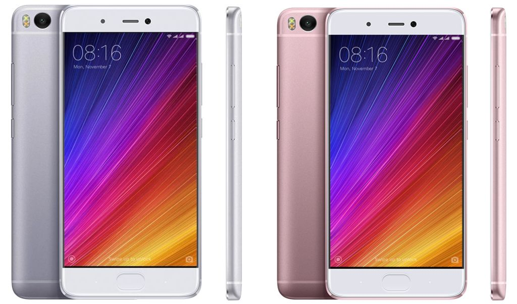 Xiaomi Mi 5s (2016) with Specifications and Prices