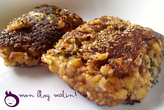 Recette Libanaise Le Steak Végétarien Mon Blog Malin Astuces - Cuisine végétarienne blog