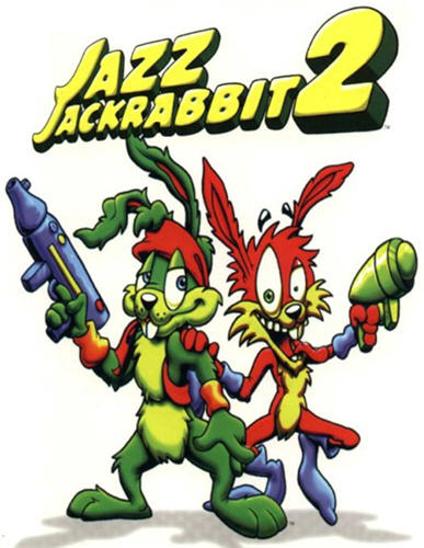 Jazz Jackrabbit 2 Full Version PC Game