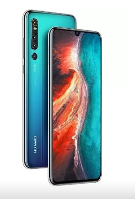 Penampakan Huawei P30 Pro. Sumber: 91Mobiles