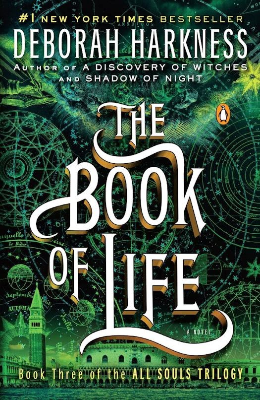 The Qwillery Excerpt The Book Of Life By Deborah Harkness And