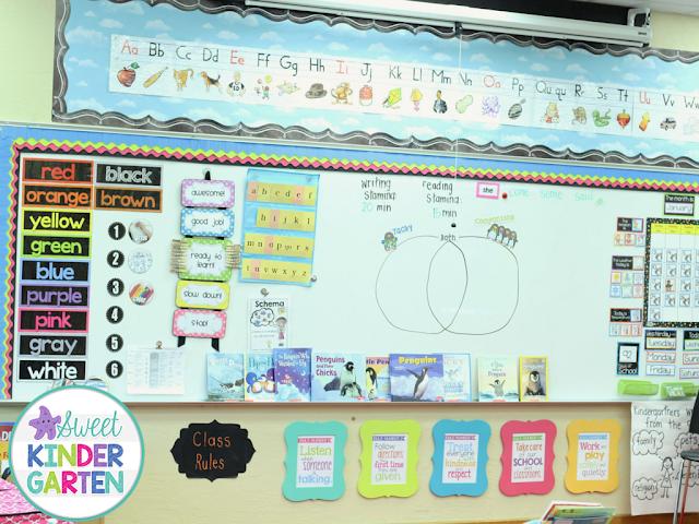Sweet Kindergarten: January 2016