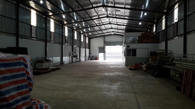 Cho thuê nhà xưởng đường Bùi Công Trùng 1200m2 giá 35tr/tháng Thạnh Lộc Q12