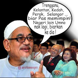Image result for hadi pas tawan 5 negeri