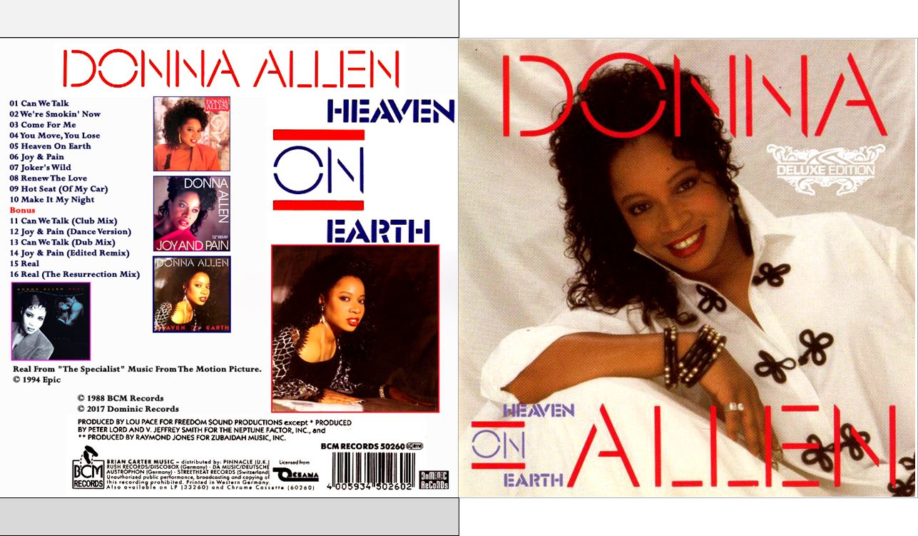 Donna Allen - Can We Talk