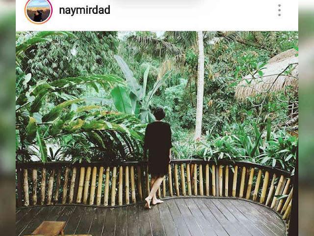 Naysilla Mirdad Ungkap Alasan jarang Aktif di Media Sosial