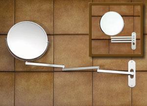 Swing Arm Mirrors Bathrooms Jonathan Steele Bathroom Design Furniture