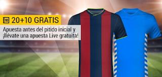 bwin promocion Huesca vs Oviedo 7 enero