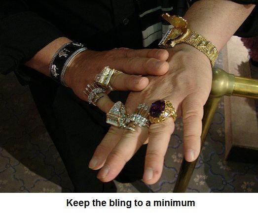 Liberace bling