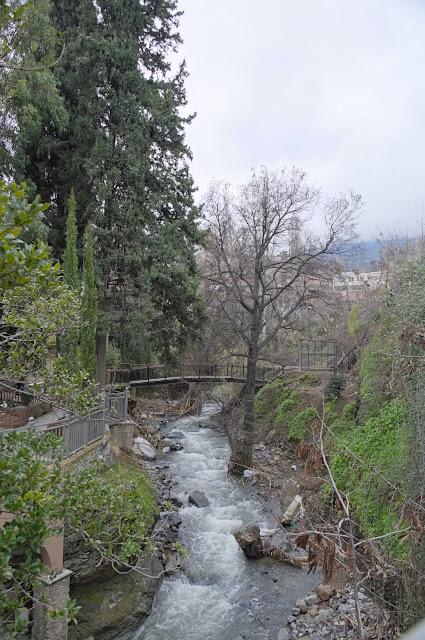 Kakopetria, Nicosia, Cyprus, Nature path.