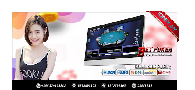 Online poker situs IDN Teraman Deposit OVO