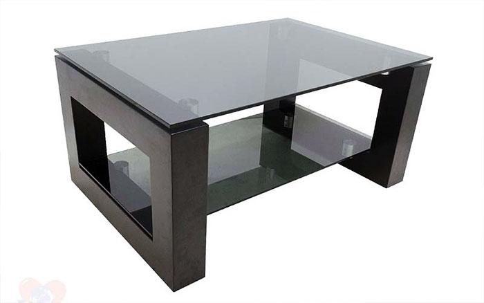стеклянные столы журнальные фото