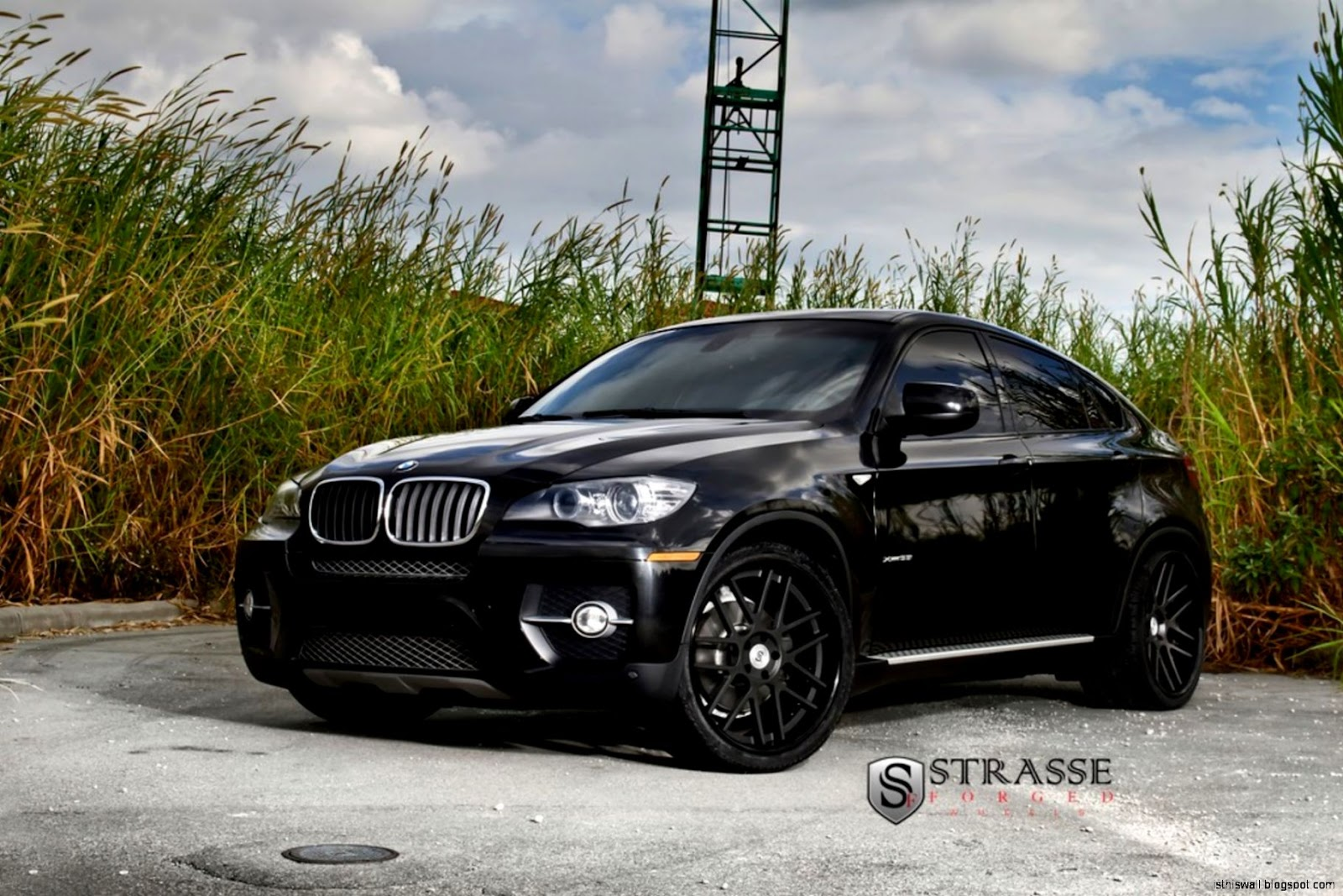 Black Bmw This Wallpapers