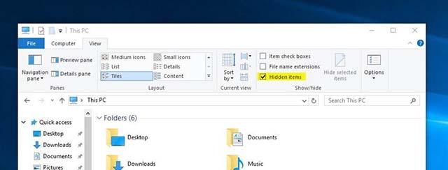 Cara Ambil Dan Simpan Gambar Lockscreen Windows Spotlight Pada Windows 10