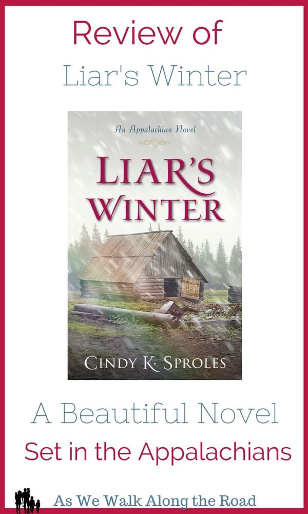 Review of Liar's Winter: Christian fiction