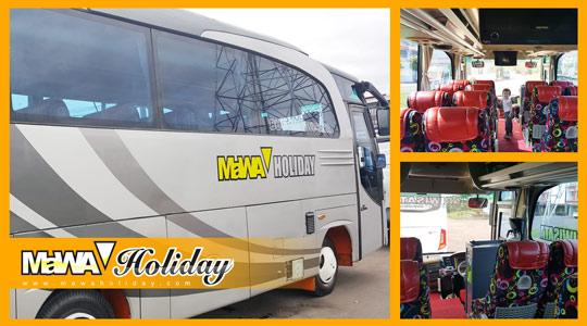 Sewa Bus Pariwisata Bandung Harga Murah Fasilitas Terbaik