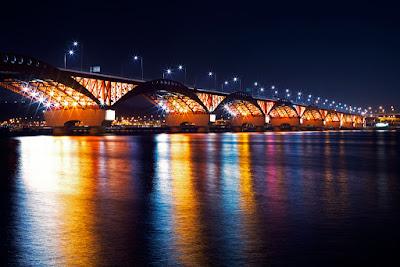 Han River, Korea