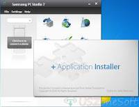 Samsung PC Studio- Samsung application installer