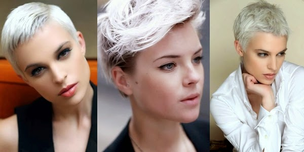 Platinum short haircuts! The haircut web.