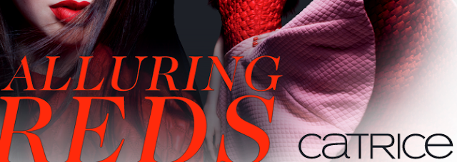 Preview Catrice Alluring Reds - Limited Edition (LE) - November 2015