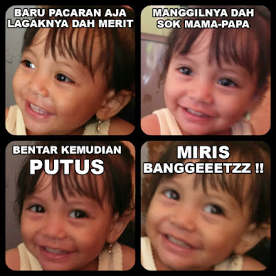 meme, meme kocak, meme lucu, meme indonesia, aiko, maryam, azzahra, jones, baper, putus cinta, gagal cinta, cinta kandas, gagal move on, meme hubungan putus