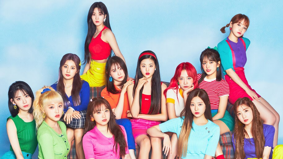 IZ*ONE, 아이즈원, Oneiric Diary, Group, Members, 4K, #3.2155