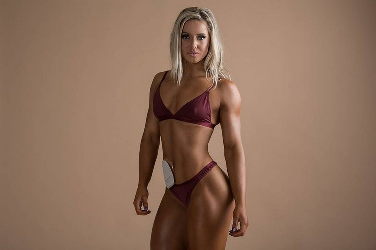 Penryn bodybuilder Zoey Wright tells her incredible story