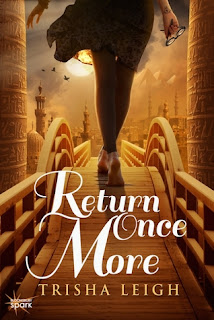 Return Once More, book, trisha leigh, time travel, romance, history, sci-fi