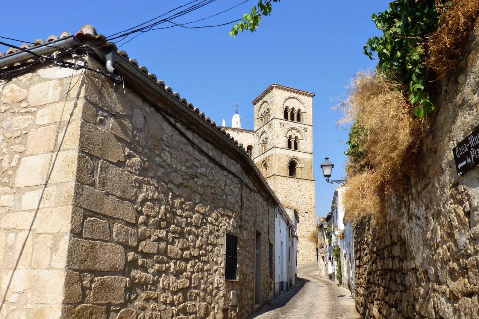 Santa María La Mayor, Trujillo.