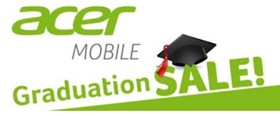 Acer Mobile Graduation Sale, Get As Much As Php10K Discount
