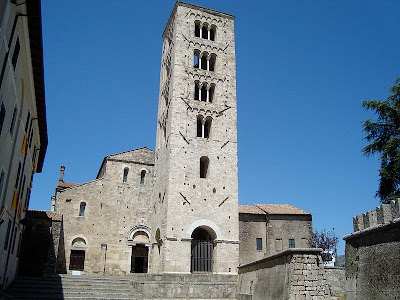 Image result for AGNANI CATHEDRALE AURELIA