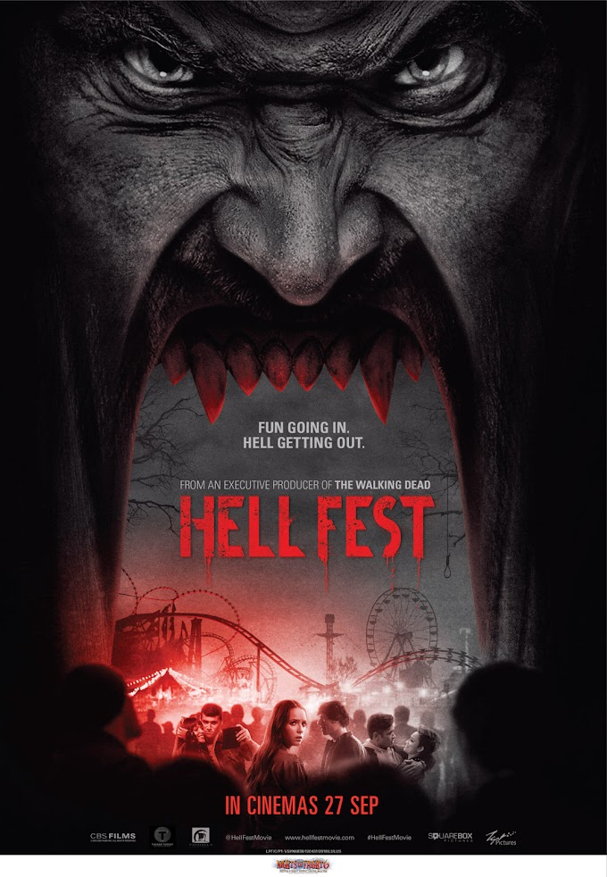 Review Filem Hell Fest