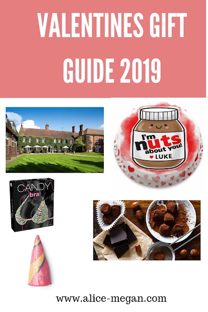 Valentines Gift Guide 2019