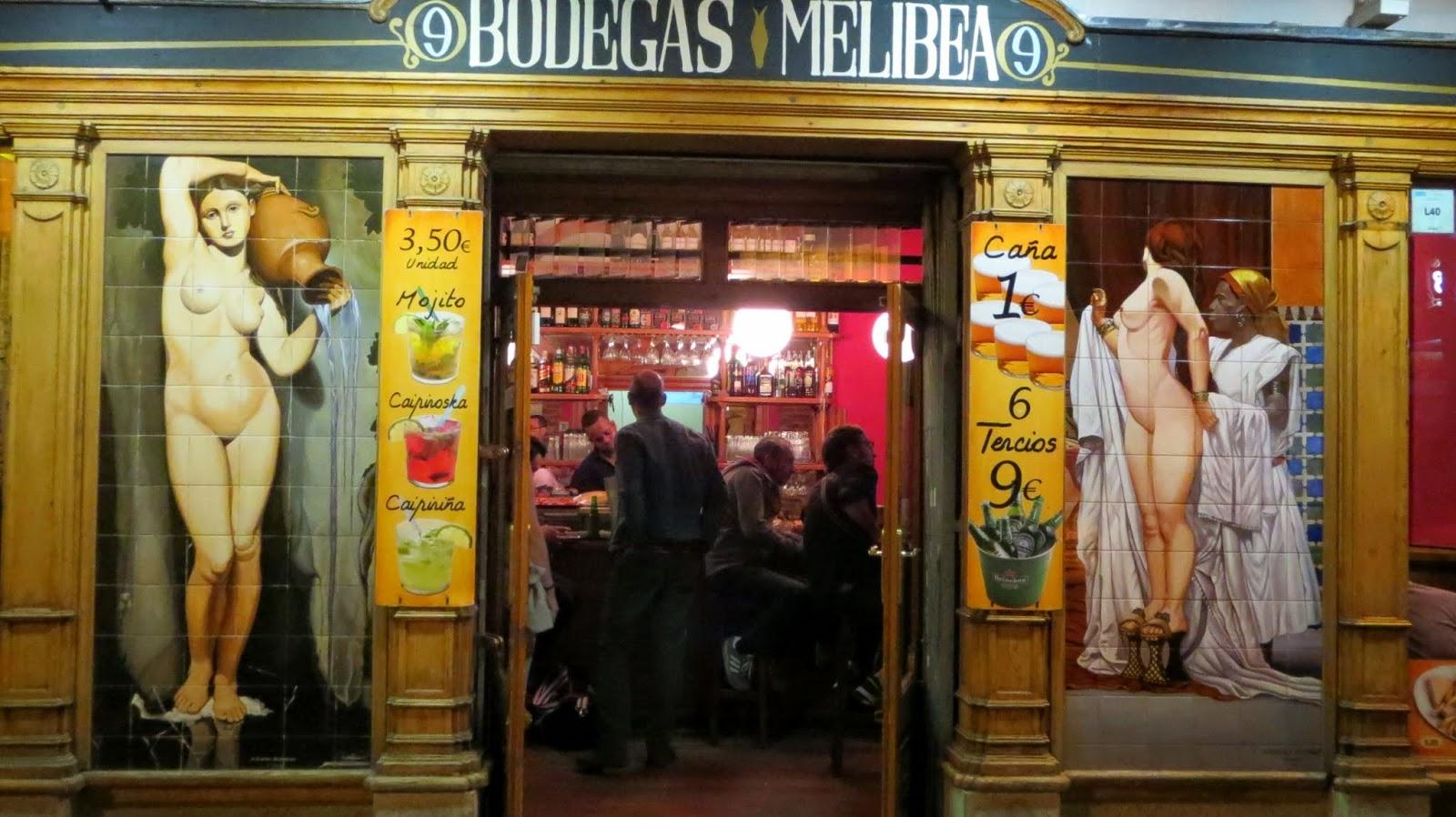 Taberna, bar, Espoz y Mina, 9