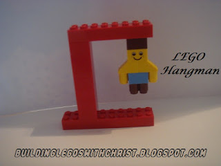 LEGO Hangman Instructional Video, Make Spelling Practice FUN with LEGO Hangman